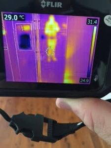 New Thermal Camera For Termite Inspections 1