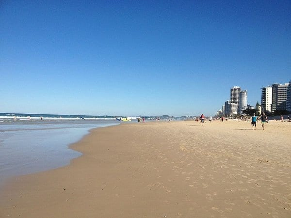 Northcliffe Beach, Surfers Paradise, Queensland