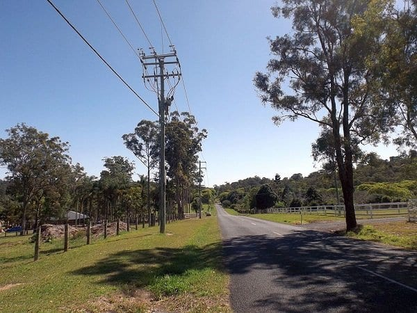 Hotham Creek Road, Willow Vale, Queensland