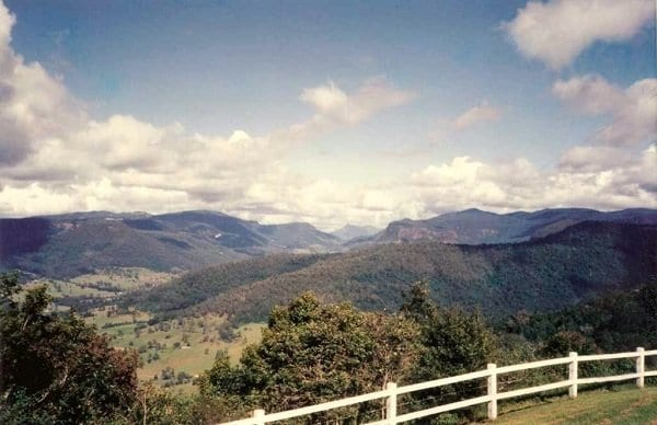 Rosin's Lookout Beechmont Queensland