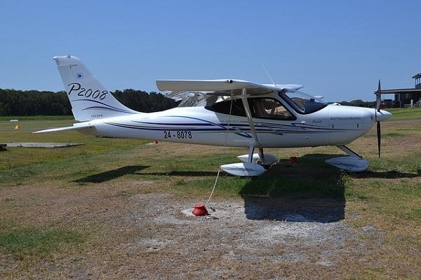 Tecnam P. 2008 at Southport Coombabah QLD Australia