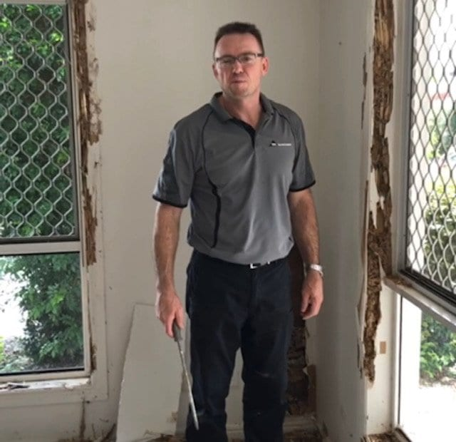 Termite Damage Gold Coast